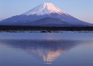 风景优美的富士山图片(9张)