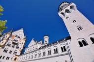 德国新天鹅堡风景图片(10张)