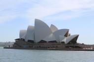 不同视角的悉尼歌剧院图片(13张)