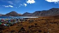 西藏思金拉措风景图片(15张)