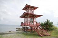 日本北海道洞爷湖的图片(11张)