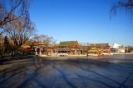 北京龙潭湖公园风景图片(10张)
