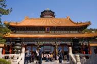北京颐和园风景图片(28张)