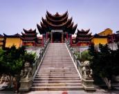 浙江灵音寺风景图片(5张)