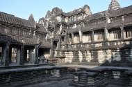 柬埔寨小吴哥图片(14张)