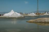 青海茶卡盐湖风景图片(12张)