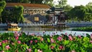 北京北海公园风景图片(12张)