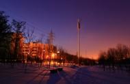 吉林长春冰雪风景图片(12张)