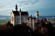 德国新天鹅城堡风景图片(17张)