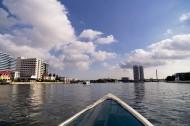 泰国湄南河风景图片(9张)