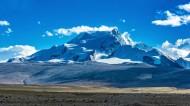 西藏希夏邦马峰风景图片(8张)