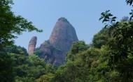 丹霞山风景图片(14张)