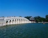 十七孔桥图片(10张)
