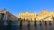 梵蒂冈圣彼得大教堂风景图片(12张)