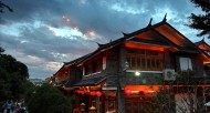 云南丽江古城风景图片(10张)