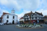 英国斯特拉福德小镇风景图片(9张)