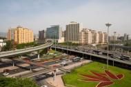 西三环紫竹桥图片(8张)