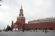 俄罗斯莫斯科红场风景图片(14张)