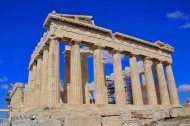 希腊雅典卫城风景图片(21张)