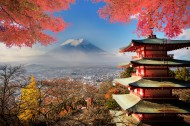 日本浅草寺景色图片(18张)