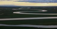 新疆巴音布鲁克风景图片(9张)