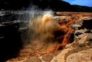 山西黄河壶口瀑布风景图片(17张)