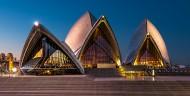 澳大利亚悉尼歌剧院图片(10张)