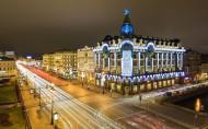 俄罗斯圣彼得堡风景图片(15张)