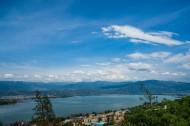 四川邛海风景图片(9张)