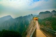 广西桂林天门山风景图片(8张)
