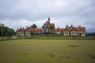 新西兰罗托鲁瓦市政公园风景图片(9张)
