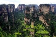 湖南张家界风景图片(16张)