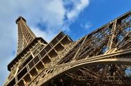 法国埃菲尔铁塔图片(9张)