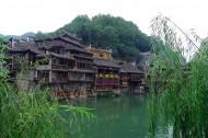 湖南凤凰古城风景图片(15张)