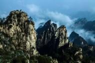 安徽黄山云海风景图片(12张)