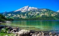 美国怀俄明州自然风景图片(19张)