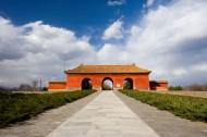 北京明十三陵外景图片(16张)