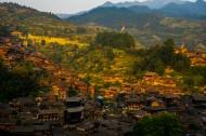 贵州苗岭风景图片(8张)