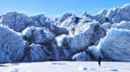 西藏措嘉冰川风景图片(15张)