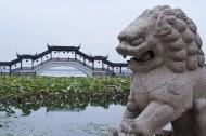 江苏昆山锦溪古镇风景图片(12张)
