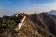 河北涞源亚家庄浮图峪长城风景图片(19张)