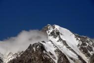 新疆公格尔峰风景图片(6张)