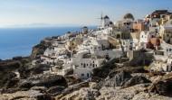 希腊圣托里尼岛风景图片(10张)