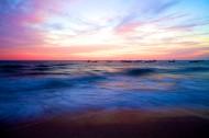 广西涠洲岛海滨晨曦风景图片(12张)