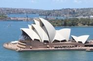 独特的澳大利亚悉尼歌剧院建筑风景图片(20张)