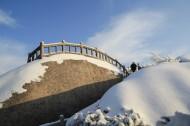 安徽安庆天竺山雪景图片(9张)