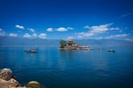 云南大理洱海风景图片(5张)