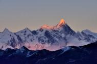 西藏林芝南迦巴瓦峰图片(7张)