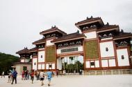 海南三亚南山文化旅游区图片(26张)