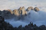 安徽黄山风景图片(12张)